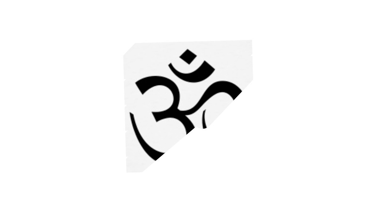 The Meaning Of Om Significance Of Aumst Explanation Youtube