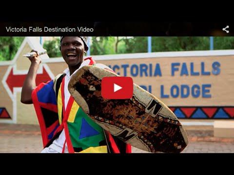 Victoria Falls Destination Video (short)