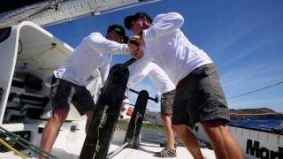2017 RORC Caribbean 600 Race - First finishers.