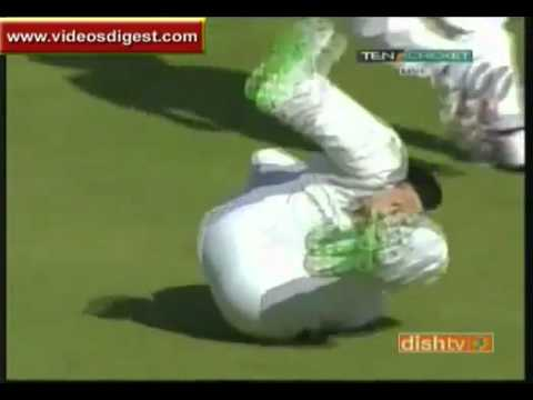 Pakistan VS South Africa 2nd Test Day 1 Tanvir Ahmed Great Bowling