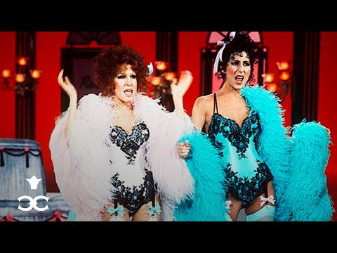 Cher & Bette Midler - Trashy Ladies Medley (Live on The Cher Show, 1975)
