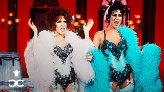 Cher & Bette Midler - Trashy Ladies Medley (Live on The Cher Show)