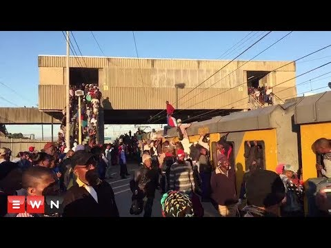 City of Cape Town Official gets first hand experience of Metrorail