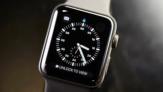 I ditched my mechanical watch for the Apple Watch Series 3 Edition, and this is what I discovered