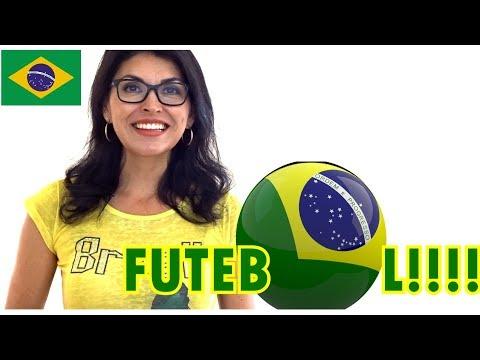 Português do Brasil| COPA DO MUNDO| WORLD CUP VOCABULARY!