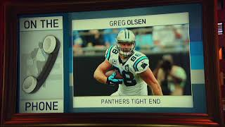 Panthers TE Greg Olsen on Carolina's in a Competitive NFC South | The Rich Eisen Show | 7/22/19