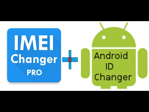 How TO Change Any Android Mobile IMEI NO  AND Android ID in Two Minute