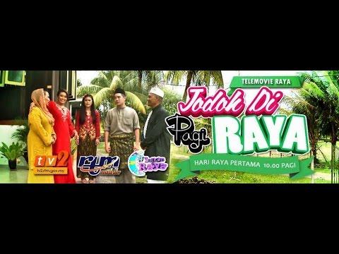 Drama Raya, Jodoh Di Pagi Raya FULL Kazar Saisi, Firdaus Affandi, Nadia Mustafar