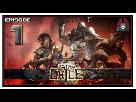 Let's Play Path Of Exile (First Time) With CohhCarnage - Episode 1