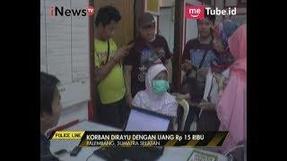 Nenek Usia 70 Tahun Cabuli Bocah SMP Berulang Kali - Police Line 21/07