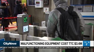 TTC scrambling to stem losses from fare evasion
