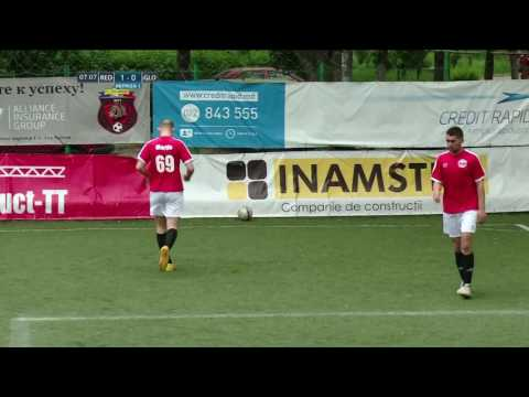 RED DEVILS vs GLOBUS (R1) 15.05.2016 // MOLDOVA SPORT TV