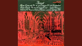"Piano Concerto No. 26 in D major, K. 537 ""Coronation"" I. Allegro"