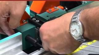 Hoffmann PP2-TAB Dovetail Routing Machine