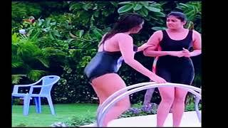 Sanghavi hot swimsuit