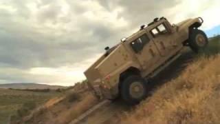 Navistar Introduces the Saratoga Light Tactical Vehicle