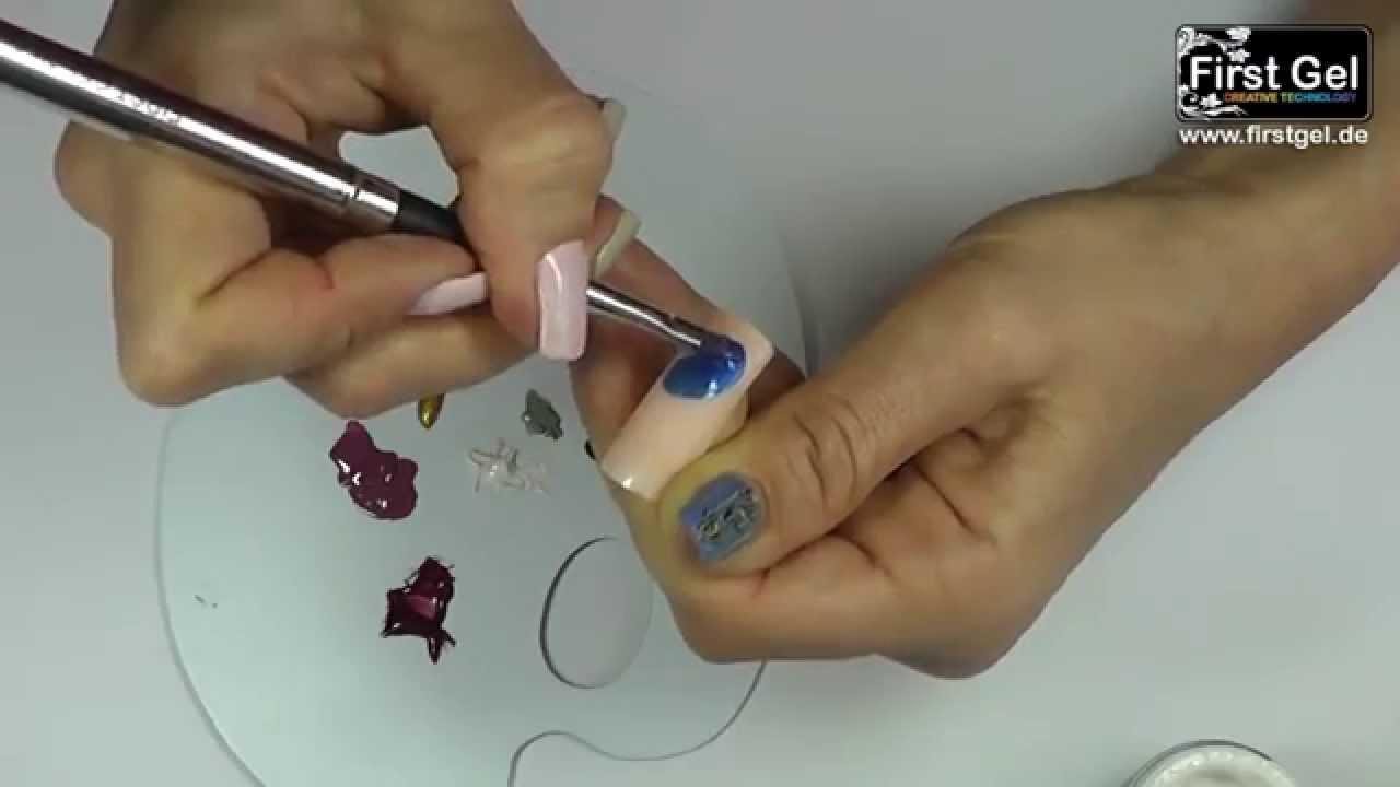 Nail art brush z 4