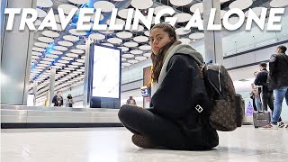 The REALITY Of Travelling ALONE | VLOGMAS 2019