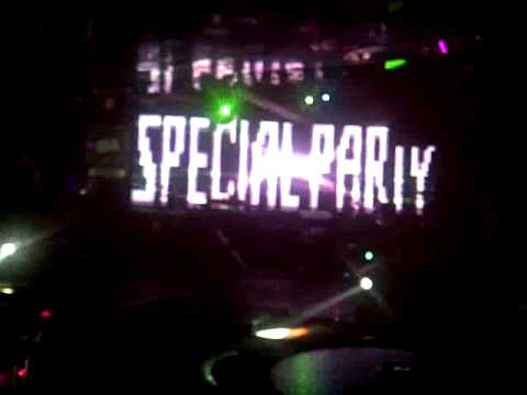 Special Party nya Group Waras'a @MyPlace Malang