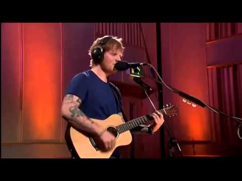 Thumbnail: Ed Sheeran - Don't (Live at BBC Radio 1)