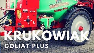 Opryskiwacz Krukowiak Goliat Plus - opinia użytkownika
