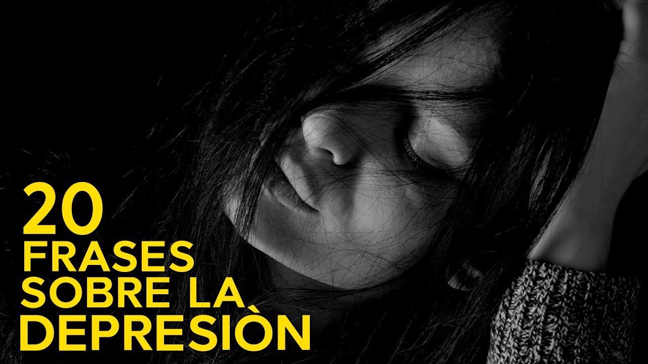 20 Frases Sobre La Depresión El Trastorno Psicológico Más Común