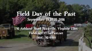 Field Day Of The Past 2014