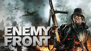 CGR Undertow - ENEMY FRONT review for Xbox 360