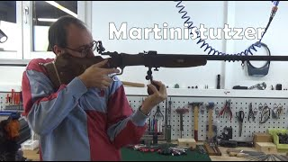 .22lr Martinistutzer: Target Macнine From Back In The Day