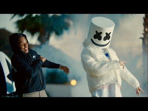 "Marshmello x 42 Dugg - ""Baggin'"" (Video)"