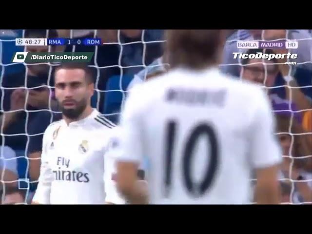 Keylor Navas salvando al Real Madrid ¡No importa cuando leas esto!