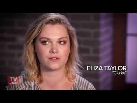 Eliza talks about S4 Finale