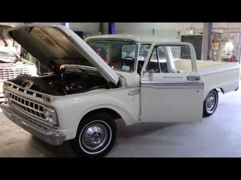 1965 Ford F100 Custom Cab For Sale~Survivor~352 V8~3 Speed Manual w/ Overdrive~Just Awesome!