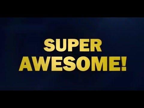Trailer - Super Awesome - VO Rupert Degas