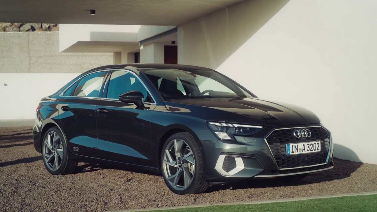 Audi A3 Sedán 2021 - Informe - Matías Antico - TN Autos ...