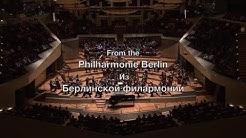 Smetana, Rachmaninov,  Dvořák, Andrei Gavrilov Piano  Philharmonie Berlin Großer Saal 31.01.16