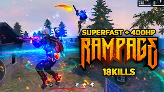 This is why I Love M249 || RAMPAGE || Free Fire || Desi Gamers screenshot 1