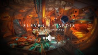 Eleven's Tardis | Doctor who Ambience and Music | 1 hour Resimi