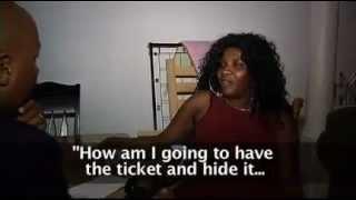 Mega Millions' Mirlande Wilson Loses Ticket in McDonald's? - NBC's Shomari Stone Exclusive