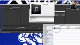 ADOBE AUDITION TUTORIAL -HOW TO CONVERT FLAC FILES TO WAV
