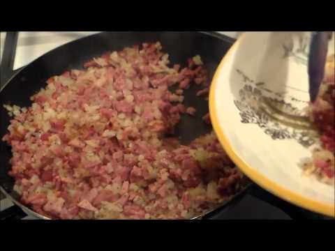 the best fresh corn beef hash with fried egg