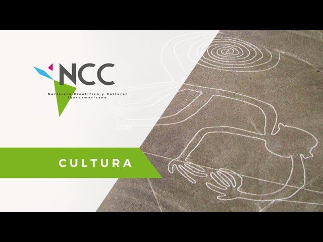 Un tráiler daña líneas de Nazca