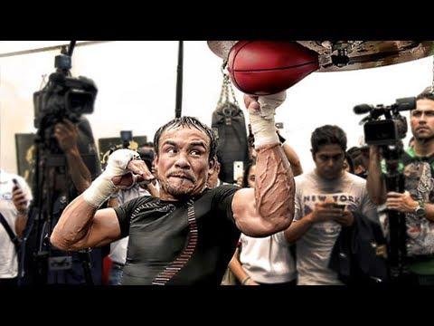 Juan Manuel Marquez Training Motivation - Mexican Legend