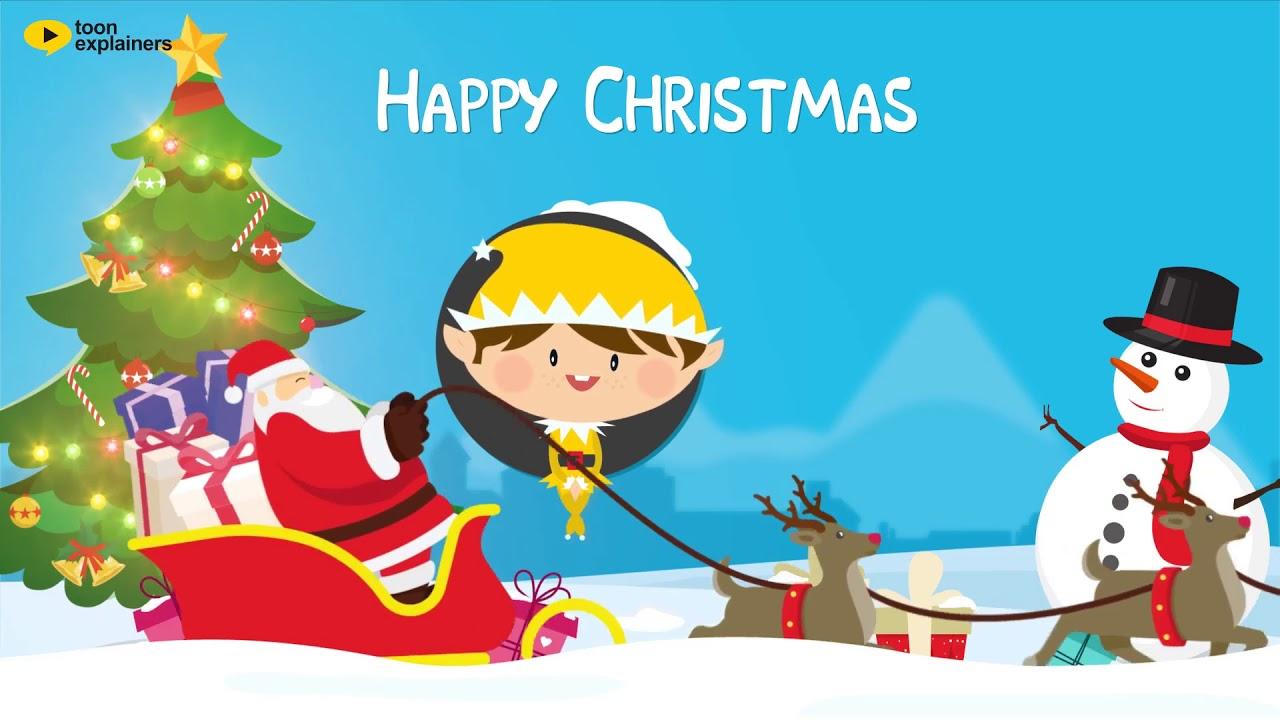 Happy christmas new year 2018 short video youtube happy christmas new year 2018 short video m4hsunfo
