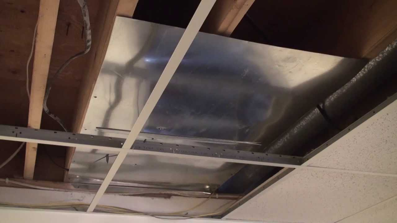 Ductwork Repair Adding Air Retun Youtube