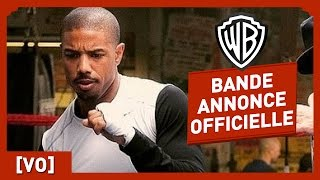 CREED - Bande Annonce Officielle (VO) - Michael B. Jordan / Sylvester Stallone streaming