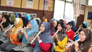 Dokumentasi Kursus KSSR/PBS Dunia Muzik Tahun 3 2012 - Daerah Hulu Perak (17-20 Oktober 2012)
