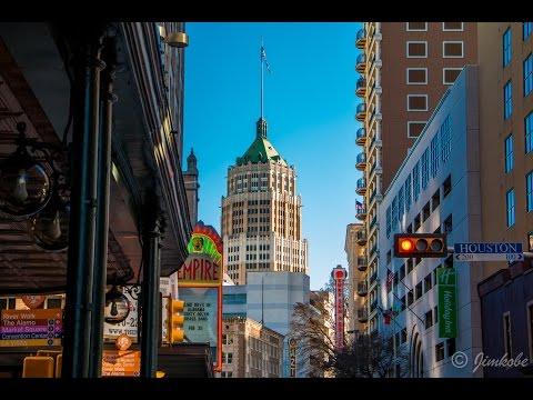 Beautiful Downtown San Antonio 2016