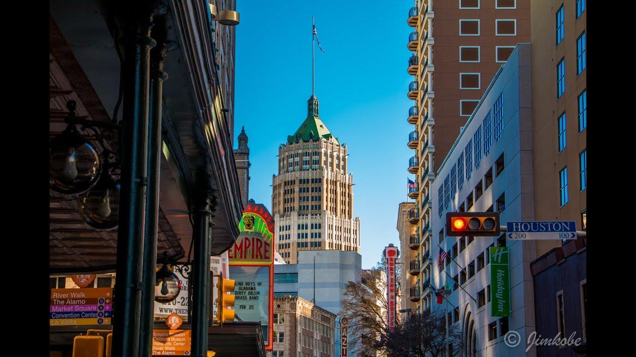 Beautiful Downtown San Antonio 2016 Youtube