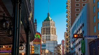 Beautiful Downtown San Antonio 2016